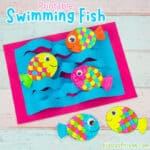 Swimming Fish Craft