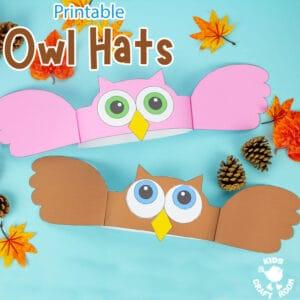 Owl Hat Craft