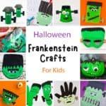 Fun Frankenstein Craft Ideas For Kids